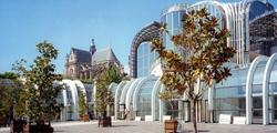 Торговый комплекс «Ле Аль» в Париже