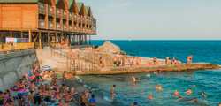 Пляж «Воронцовские купальни»