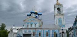 Сретенская церковь в Балахне