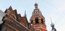 Сретенская церковь Ярославля