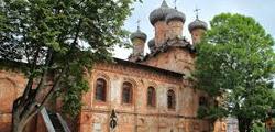 Духов монастырь в Великом Новгороде