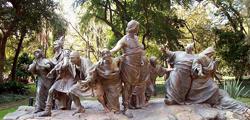 Ботанический сад Буэнос-Айреса