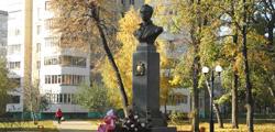 Памятник Е. А. Баратынскому