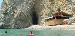 Пляж на Свети-Никола