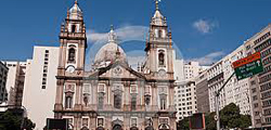 Церковь Канделярия в Рио-де-Жанейро