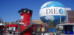 Воздушный шар Die Welt