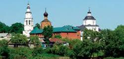 Николаевский монастырь Рыльска