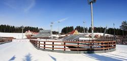 Биатлонный центр Ханты-Мансийска