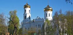 Богоявленский собор в Вышнем Волочке