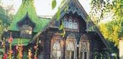 Дом-теремок купца Бокоунина