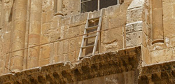 Недвижимая лестница