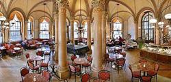 Кафе «Централь» в Вене