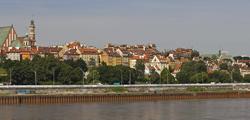 Старый город Варшавы