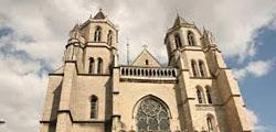 Кафедральный собор в Дижоне