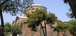 Церковь Св. Ирины в Стамбуле