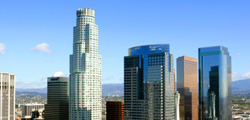 Башня Банка США в Лос-Анджелесе