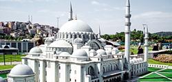 Парк миниатюр в Стамбуле