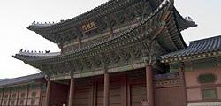 Дворец Кёнхигун в Сеуле
