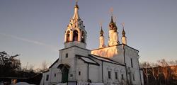 Церковь Благовещения в Рязани