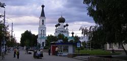 Собор Трех Святителей в Могилёве