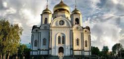 Войсковой собор Александра Невского в Краснодаре
