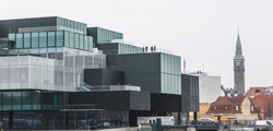 Здание Датского архитектурного центра BLOX
