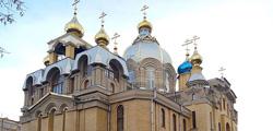 Церковь Св. Пантелеимона в Ессентуках