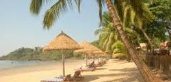 Пляж Вайнигиним