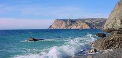 Пляж «Серебряный»