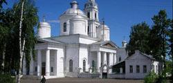 Троицко-Успенский собор в Кинешме