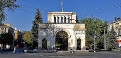 Триумфальная арка «Тифлисские ворота»