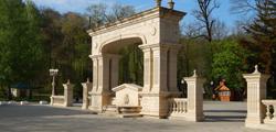 Целебный парк в Горячем Ключе