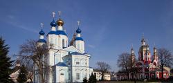 Казанский монастырь Тамбова