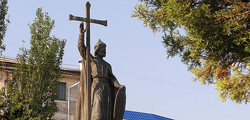 Памятник Владимиру Великому в Севастополе