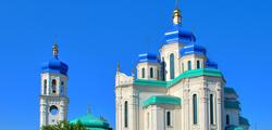 Свято-Троицкий собор в Киеве