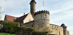 Замок Альтенбург в Бамберге