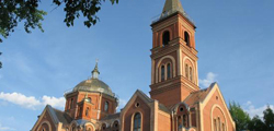 Церковь Христа Спасителя в Сыктывкаре