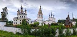 Михайло-Архангельский монастырь в Великом Устюге