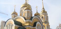 Храм Всех Святых в Липецке