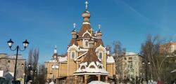 Храм Вознесения Господня в Воронеже