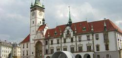 Старая ратуша Брно