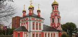 Сретенская церковь в Дмитрове