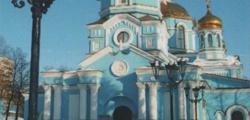 Рождество-Богородицкий храм Уфы