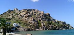 Крепость Кастро на острове Лемнос