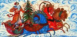 Музей новогодней поздравительной открытки