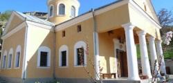Церковь Двенадцати Апостолов в Балаклаве