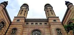 Большая синагога в Будапеште