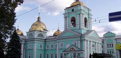 Преображенский собор в Белгороде