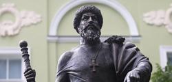 Памятник Ивану Грозному в Москве