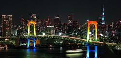 Радужный мост в Токио